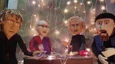 Portugal Prankish Puppets: Merry Christmas!