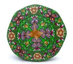 Creator's Joy: Nature Kaleidoscopes in polymer clay