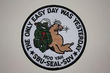 U.S. Navy SEAL Patch