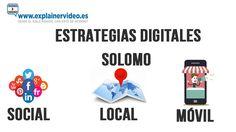 #Solomo #QueEsSolomo #SolomoEstrategiaSocialLocal Internet, Videos, Packing, Socialism, Accenture Digital, Marketing Strategies, Board, Bag Packaging