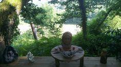 Terrasse à Méditation