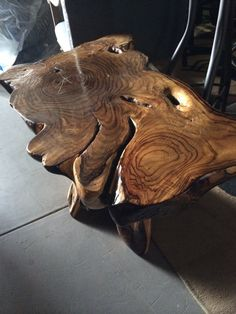 Root Furniture… Teak Root coffee table