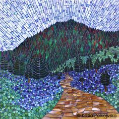 Kasia Mosaics: My Love Affair with Mountains