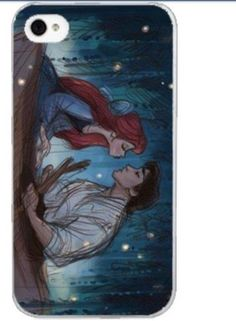 Disney Princess Ariel Mermaid - Boating with prince Hard Case Back Cover for Iphone 5, http://www.amazon.com/dp/B00CERGQ5K/ref=cm_sw_r_pi_awd_X0jjsb1B399DX