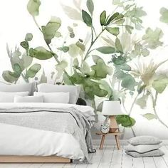 Stunning Flower Dance wall mural from Wallsauce. This high quality Flower Dance wallpaper is custom made to your dimensions.