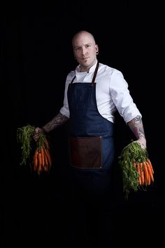 Photo of head chef