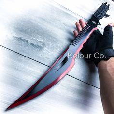 Fantasy Sword, Fantasy Armor, Katana Swords, Knives And Swords, Ninja Red, Gladius Sword, Ninja Sword, Zombie Weapons, Types Of Swords