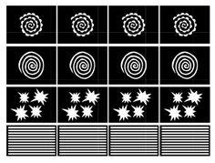 Vinyl Nail Stencils Mini Chevrons  NAELS Pinterest - How to make vinyl nail decals with cricut