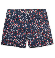 Vilebrequin - Merise Mid-Length Printed Swim Shorts