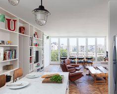 אמסטרדם בסגנון מקומי: הצצה לדירה במרכז הארץ | בניין ודיור