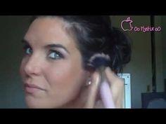 Cómo maquillarse de flamenca - YouTube