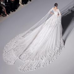 Ralph & Russo Haute Couture Bridal SS16 #ralphandrusso #bridal #wedding