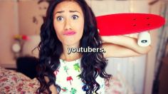 youtube~mylifeaseva  omg I am in love with her she is freakin amazing !!!!!!