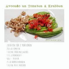 Fröken Su - Mein Kreativblog Lecker Avocado Rezept
