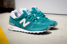 "New Balance 1300 ""Mint"" Made in USA"