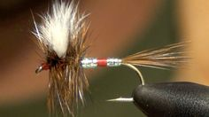 Patriot Fly Tying Video Instructions http://youtu.be/ZxfMot8YPys The Patriot is a great attractor dry fly pattern. The Patriot is the perfect dry fly for