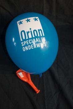 Ballonnen! Bedrukt met logo.