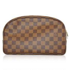 Louis Vuitton Damier Cosmetics Bag  http://www.consignofthetimes.com/product_details.asp?galleryid=6096