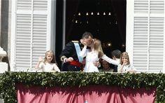 """In questo momento """"ci vuole una monarchia rinnovata per un tempo nuovo"""". Il 19 giugno inizia in Spagna il regno di Felipe VI di Borbone -Le parole del nuovo re di Spagna -  VIDEO"""