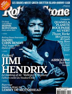 Rolling Stone - Jimi Hendrix