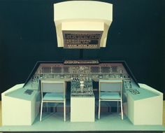 """""""Space Shuttle Program"""" (via this fantastic set from the San Diego Air & Space Museum Archives) Carl Sagan Cosmos, Air And Space Museum, Air Space, Space Program, Space Shuttle, Retro Futurism, Control Panel, Room Chairs, Futuristic"""