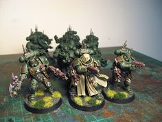 Dark Angels 40k, Dark Eldar, Warhammer 40k Miniatures, Angel Of Death, The Grim, Warhammer 40000, Space Marine, Colour Schemes, War Hammer