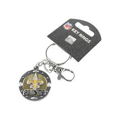 New Orleans Saints Keychain - impact keychain key ring clip Gifts For Football Fans, Soccer Gifts, Nfl Womens Jersey, Men Shower, Golf Stand Bags, Nfl Buffalo Bills, Broncos Fans, Coach Gifts, New Orleans Saints