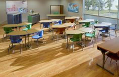 Image result for classroom layout for 21st century learning