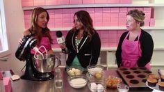 Georgetown Cupcake Recipe on Kasey's Kitchen (+playlist)