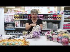 Vitória Quintal no Armarinho São José - Dicas de peças feitas com Cisne MultiArte - YouTube