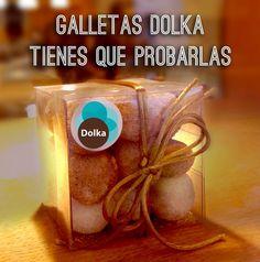 #Galletas #Dolka, Un dulce sabor, que te espera en cada bocado.
