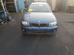 BMW E87 118I 2.0L 4 Cylinder Automatic S1 (04-09)
