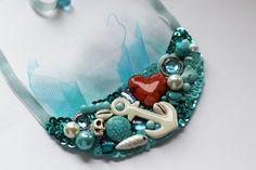 #Choker jewelry trends Big Necklace Semi preciouses stone jewellry Jewelry designer Blue turquoise stone Best jewelry Bib collar designer fashion jewelry Handmade necklaces ... #catlover #catlovershop #christmas #choker