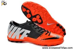 Fashion Orange White Sequoia Nike FC247 Bomba Finale II Soccer Shoes For Sale