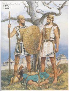 early roman warrior | Early Roman Warriors