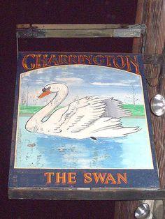 The Swan - Pub Sign