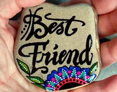 my tribe / family / painted stones/ painted by LoveFromCapeCod