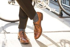 Four of the best and most comfortable shoes for business casual attire Footwear is the