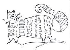 Gatto Righe e Puà
