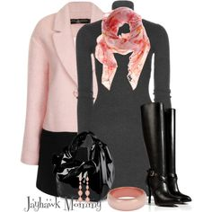"""""""Sophisticated Lady"""" by jayhawkmommy on Polyvore"""