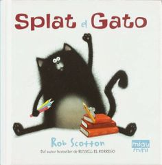 Splat, el gato.  http://adoptivanet.info/encasa/adopteca-juvenil-rutinas.php
