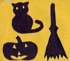 Preschool Crafts for Kids*: 13 Easy Halloween Crafts for Preschoolers