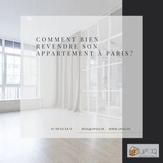 Découvrez comment vendre un appartement à Paris ! Plusieurs étapes de rénovation sont nécessaires afin qu'il plaise aux acheteurs. Sol Pvc, Afin, Location, Career Counseling, Shower Enclosure