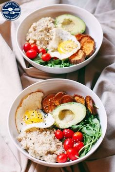 Savory Oat and Root Vegetable Breakfast Bowls - Chickpea in the City Clean Recipes, Healthy Recipes, Healthy Food, Breakfast Catering, Speedy Recipes, Breakfast Bowls, Breakfast Ideas, Create A Recipe, Delicious Breakfast Recipes