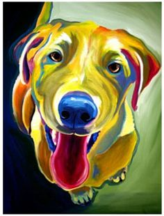 I do this art for any type if breed,