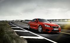 BMW M6 Wallpaper - http://wallpaperzoo.com/bmw-m6-wallpaper-40633.html  #BMWM6