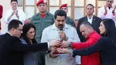Próxima estAción esperanZa : La ley chavista