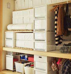 押入れ 押入れスペース、有効活用のコツと工夫|素敵なお部屋の収納術|アイリス収納・インテリアドットコム