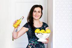 Lahvičku plnou chuti citronů máte hotovou do 5 minut