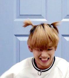 Taehyung || ahh omg he's absolutely the cutest!!